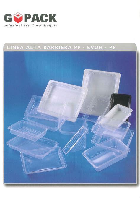 plastiche per alimenti vaschette per alimenti go pack di giuseppe odelli