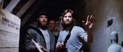 kurt russell watches the the thing 2011 trailer remembering john carpenter s the thing tg daily