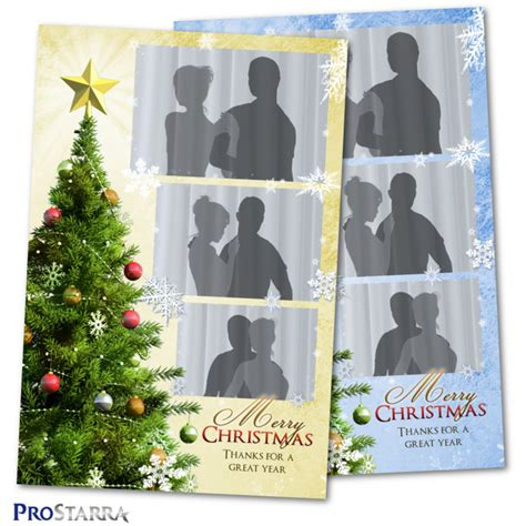 photo booth screen layout christmas tree star 4 215 6 inch photo booth template layout
