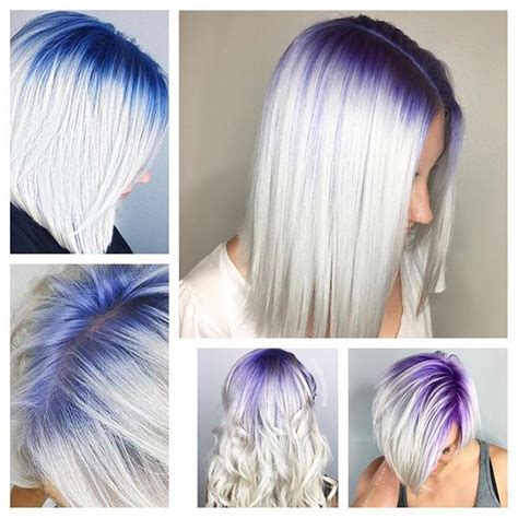 colored roots best 25 grey hair with roots ideas on colored