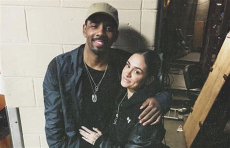 did kehlani cheat on boyfriend nba player kyrie irving