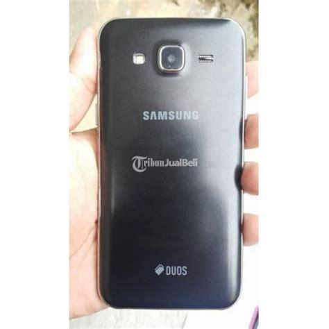 Harga Samsung J5 Ram 1 5 samsung galaxy j5 warna hitam duos ram 1 5 gb kondisi