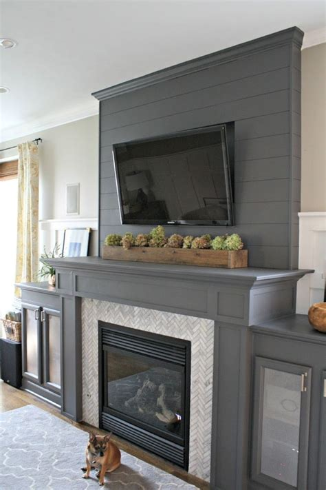 Above Fireplace Ideas by 17 Best Ideas About Tv Fireplace On Tv