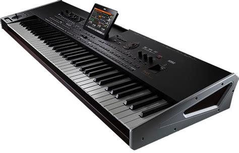 Jenis Dan Keyboard Korg korg pa4x 76 arranger workstation