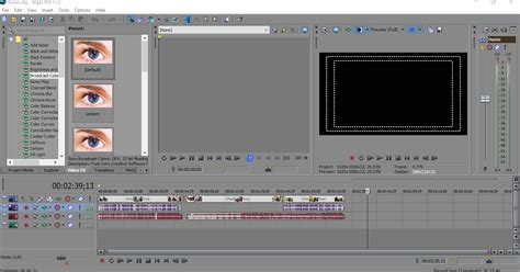 tutorial edit video dengan sony vegas pro 11 sony vegas pro aplikasi editing video hd untuk komputer