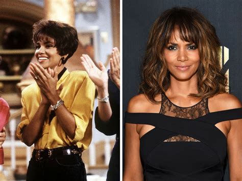 Halle Berry Is Bossy the cast of quot who s the quot then now frankies facts