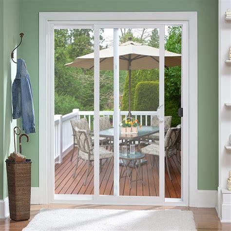 Patio Slider Doors - two lite sliding patio doors atrium windows doors