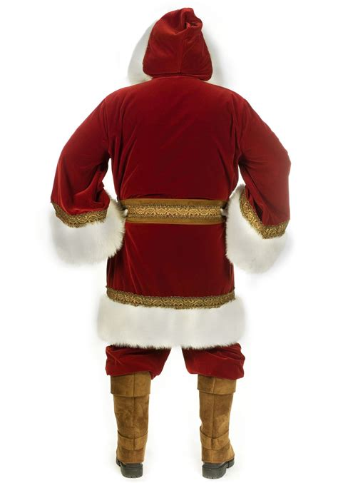 plus size classic santa costume plus size santa suits