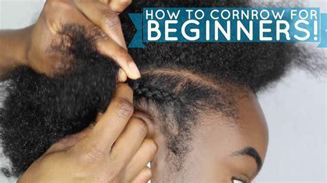 braidcornrow  beginners black hair information