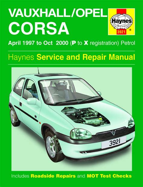 what is the best auto repair manual 2000 subaru forester engine control haynes manual vauxhall opel corsa petrol apr 1997 oct 2000
