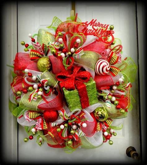 images of unique christmas wreaths unique handmade christmas wreaths mesh christmas wreath