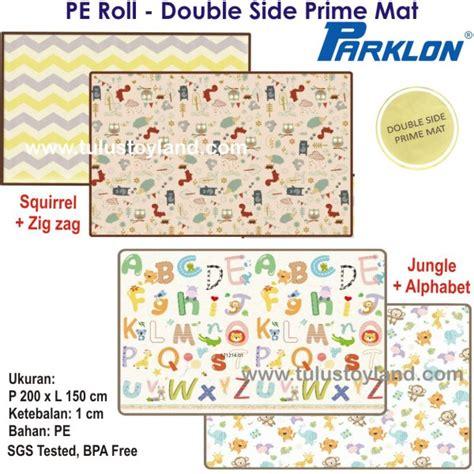 Karpet Parklon Pe Roll 1 parklon pe roll side prime mat karpet bermain murah