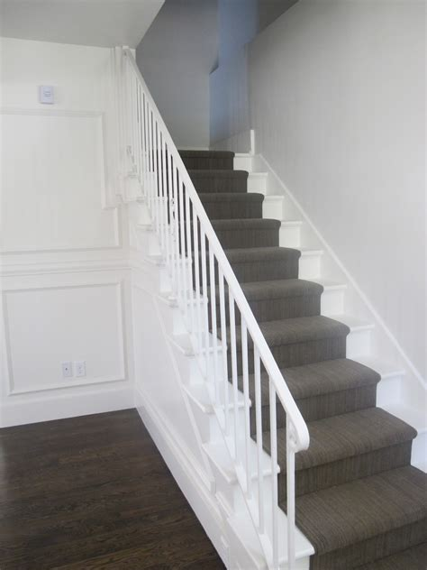 Stairway To Darkness Rug by Grey Carpet On Stairs Search Bannisters