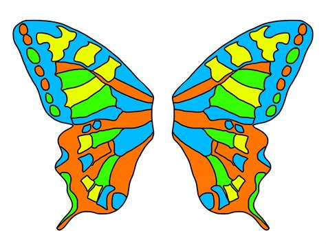 Create A Picture Collage Online symmetrical butterflies with ipads dryden art