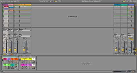 ableton dj template apc40 ableton template djing with ableton ableton tutor