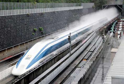 Schnellstes Auto Der Welt Höchstgeschwindigkeit by Un Tren De Levitaci 243 N Magn 233 Tica Japon 233 S Alcanza Los 603 Km