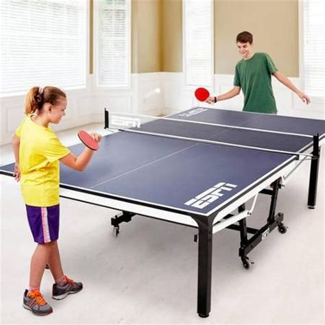 espn official size table tennis table with table cover 17 best ping pong tables air hockey images on