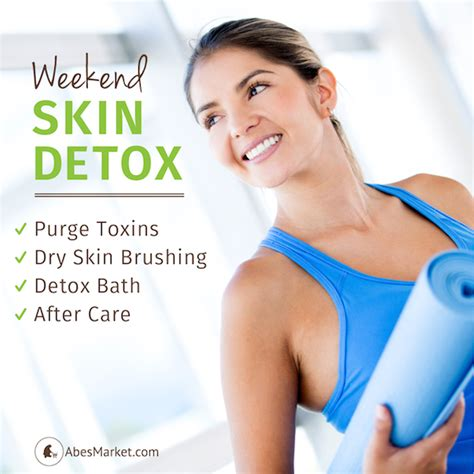 Detox Skin by Weekend Skin Detox Follow These 4 Steps Jinxy