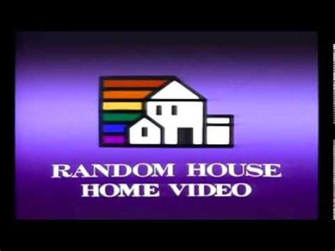 random house home video sony wonder random house home video logos widescreen hq youtube