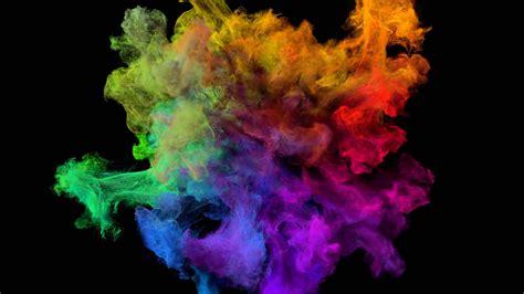 explosion of colors color explosion on black quot spectrum quot with alpha matte