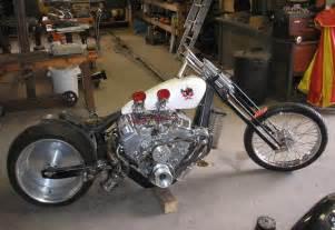 tom novak s v8 powered motorcycles engineswapdepot
