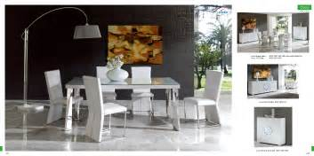 Dining Room Modern Furniture White Contemporary Dining Room Sets Decobizz