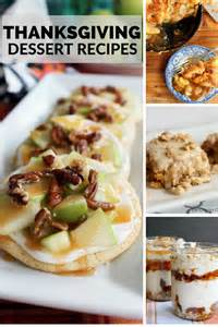 thanksgiving desserts 40 ideas for you the country