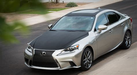 lexus wrapped 2015 is350 atomic silver carbon fiber vinyl wrap clear