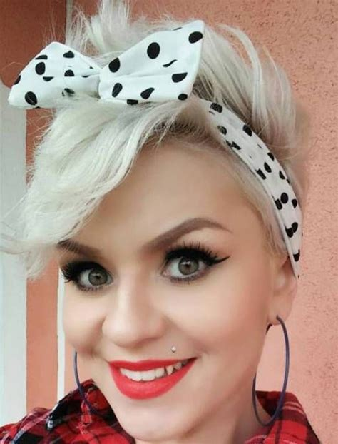 Pin Up Scarf Hairstyles by Best 25 Rockabilly Hair Ideas On