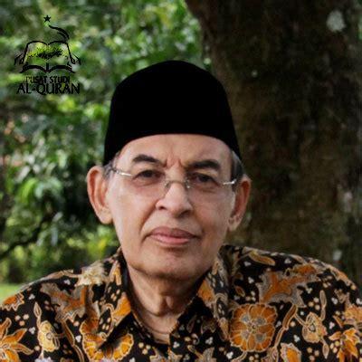biografi  quraish shihab waratsah al ambiya