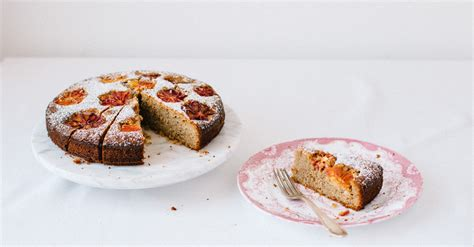 kuchen mit buchweizenmehl blutorangen kuchen mit buchweizenmehl stadtm 228 rchen