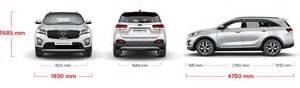 new car specifications kia sorento specifications features kia motors uk