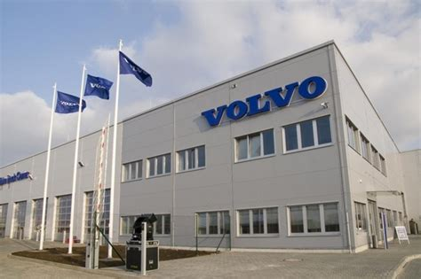 volvo truck center volvo truck center opens in republic