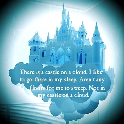 castle on a cloud pin by kember madsen on music pinterest