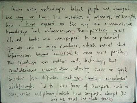 Writing Essay Ielts by Ielts Writing Task 2 Technology Topic Ielts Simon