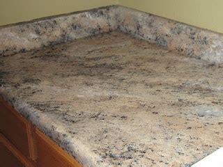 Granite Countertops Diy by Diy Faux Granite Countertops Crafts Diy