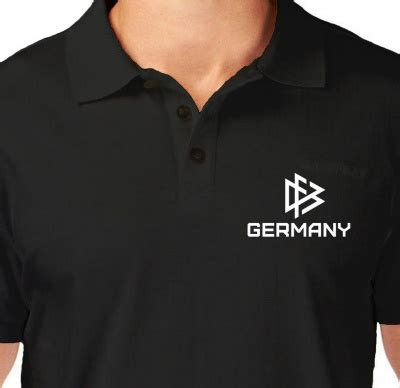 Kaos Germany kaos polo lambang germany kaos premium