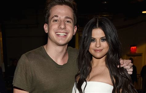charlie puth whos dated who selena gomez in charlie puth music video how long girlfriend