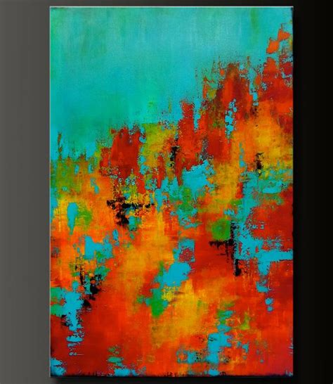 acrylic paint canvas abstract abstract acrylic painting demo abstrakte malerei