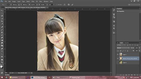 tutorial background smudge tutorial membuat smudge painting di photoshop bergambar