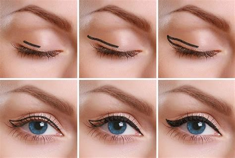 eyeliner tutorial lower lid eyeliner styles and how to apply them