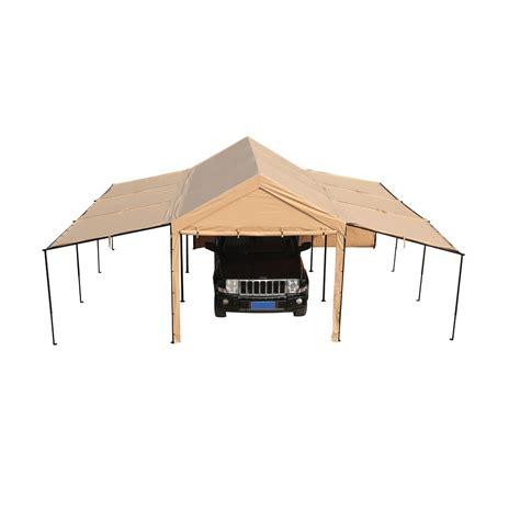 car canopy carport sorara outdoor living car tent