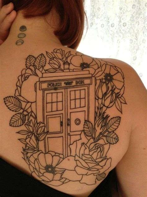 lambadi city tattoo 60 wibbly wobbly doctor who tattoos photos
