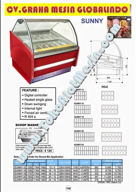 Alat Pencetak Makanan Cetakan Buah Sayur Roti Keju Kreasi Kue Pop Chef mesin display es krim mesin penyaji produk