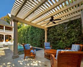 Pergola Cover Ideas by Pergola And Patio Cover Ideas Landscaping Network