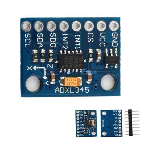Gy 291 3 Axis Acceleration Sensor Xyz Akselerasi gy 291 adxl345 accelerometer sensor