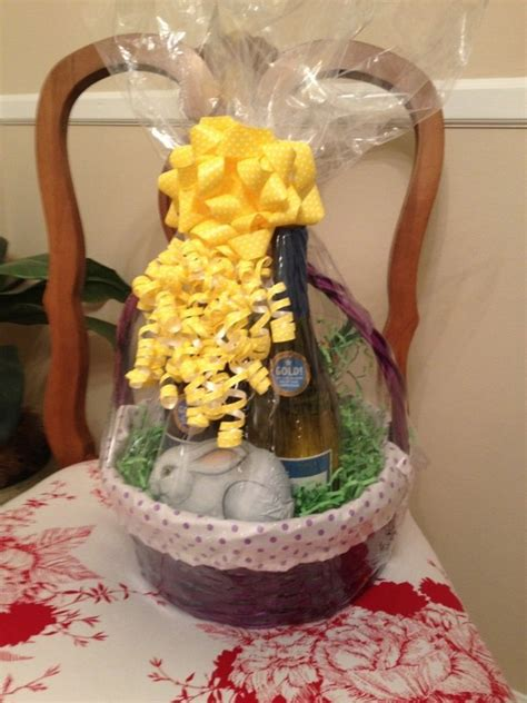 easter gifts for adults easter basket for adults holiday pinterest