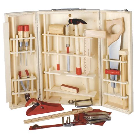 junior carpenter tool set bigjigs bj tools toolsets