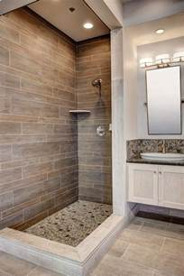 bathrooms with wood tile floors 25 best ideas about faux wood tiles on faux