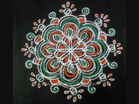 rangoli themes for republic day 1000 images about rangoli for republic day and